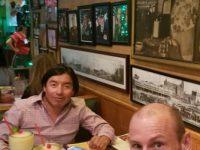 Fernando Iza en San Antonio de Texas