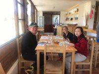 Jose Rivas Refuge and preparation for climbing Cotopaxi