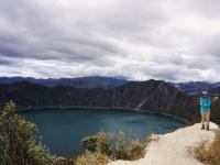 Day- Trip Quilotoa Shalala Ecuador