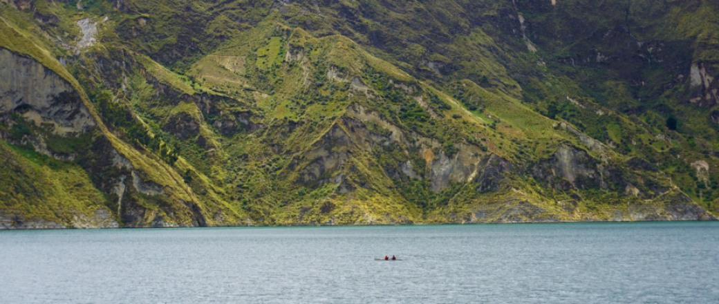 Day-Trip to Quilotoa lagoon