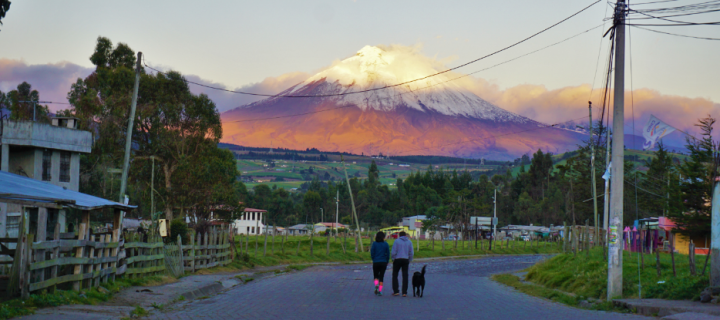 Evenings at Cotopaxi-Travel