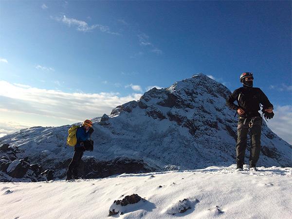 Chimborazo Summit